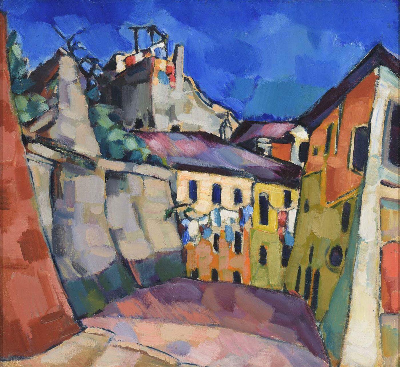 Visioni dal nord la pittura dell 39 estonia al museo for Mostre pittura 2017