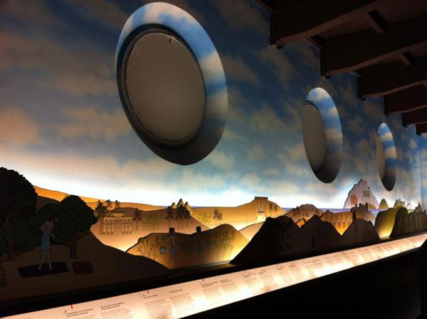 WiMu museo del vino Barolo