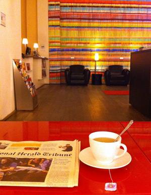 Arte Luise Kunsthotel: dormire a Berlino con stile, ma a prezzi contenuti