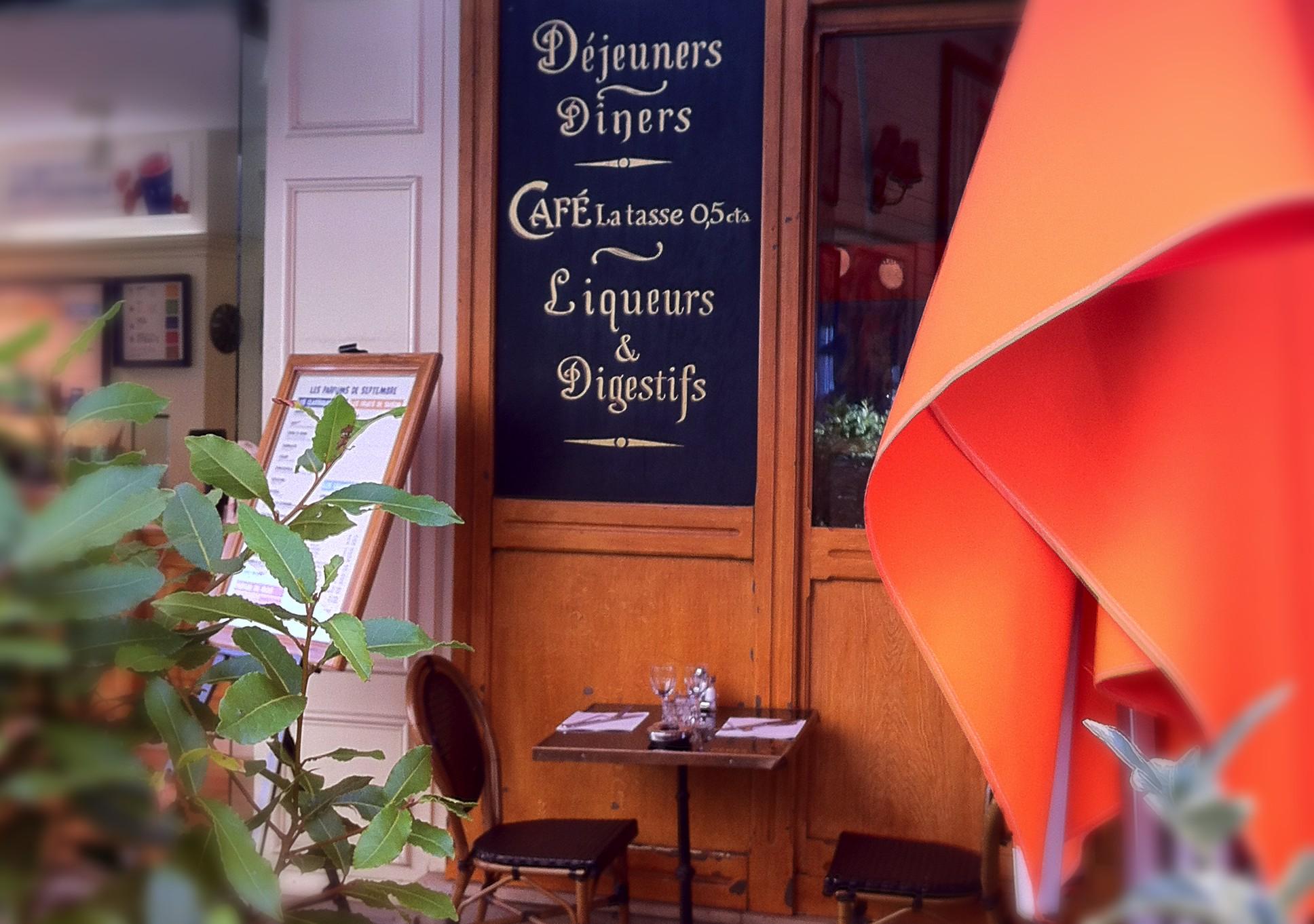 Metti una domenica a Parigi: un brunch a St.Germain