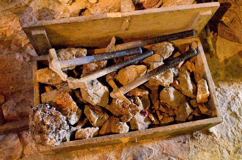 L'Elba, i minerali, le miniere: un'itinerario alternativo