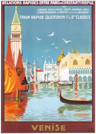 Poster Venise, anonimo