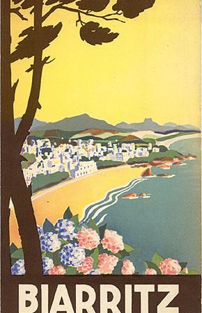 Biarritz, 1935 (Collezione David Levine)