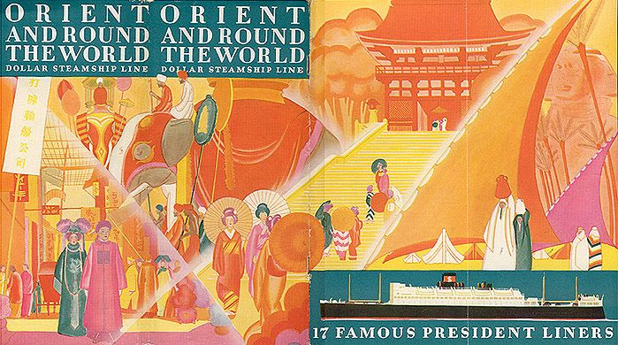 Come eravamo: i poster d'epoca dedicati al viaggio