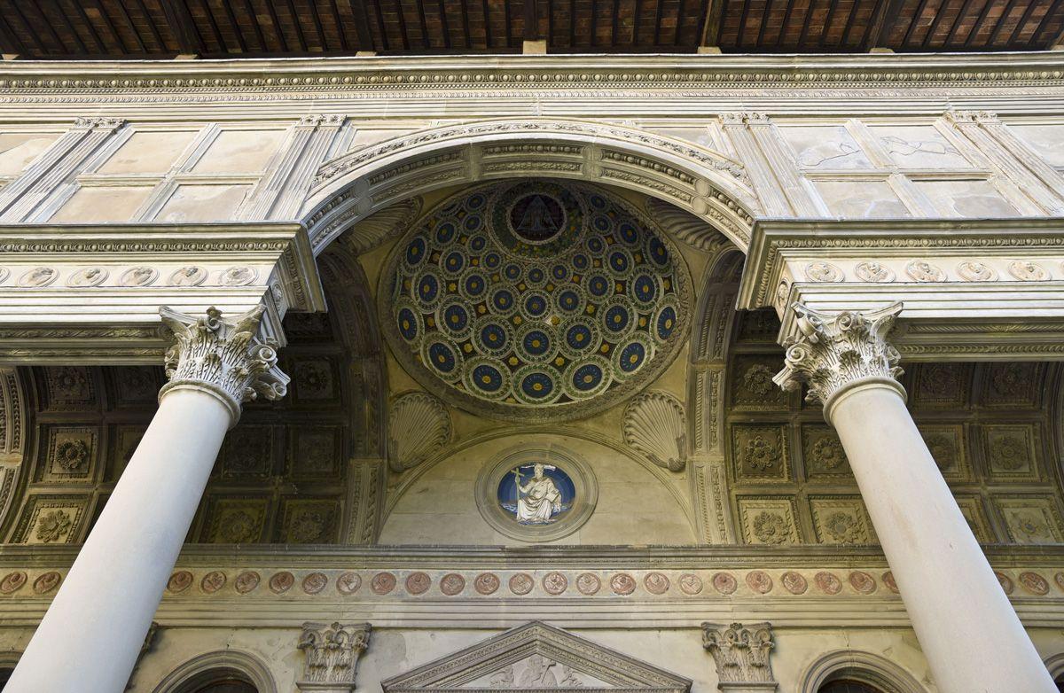 #crazyforpazzi: partecipa al restauro del loggiato della Cappella Pazzi