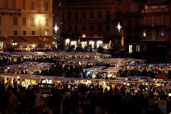 Tutto il Natale di Siena: per ammirare la città sotto un'altra luce