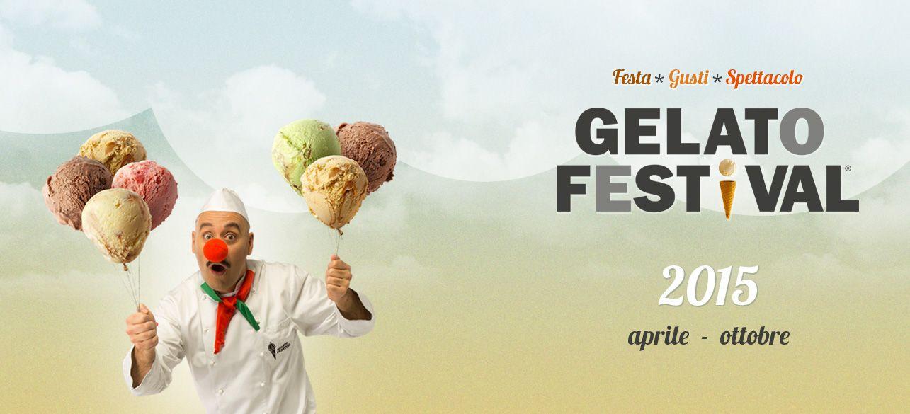 Tutti pronti per Gelato Festival 2015
