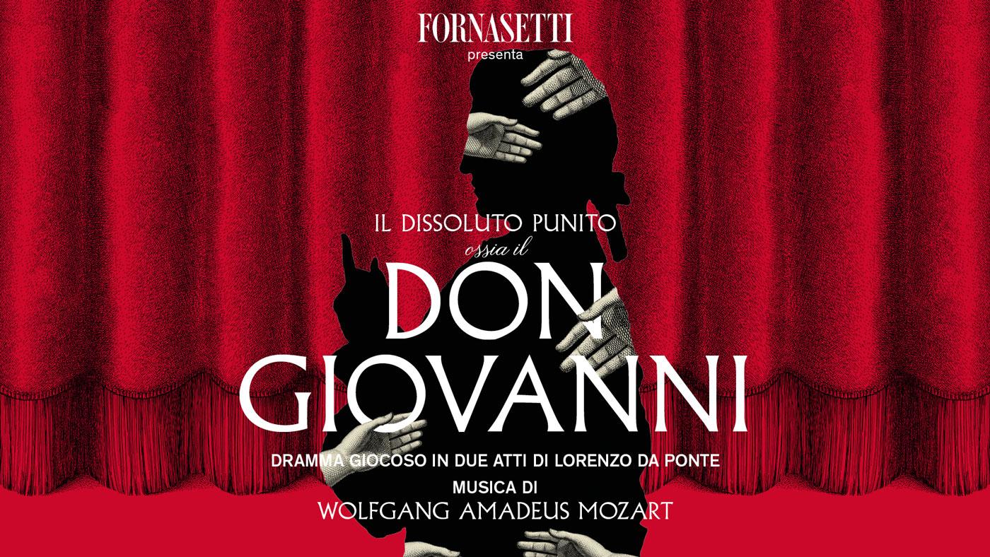 A Firenze il Don Giovanni firmato Fornasetti