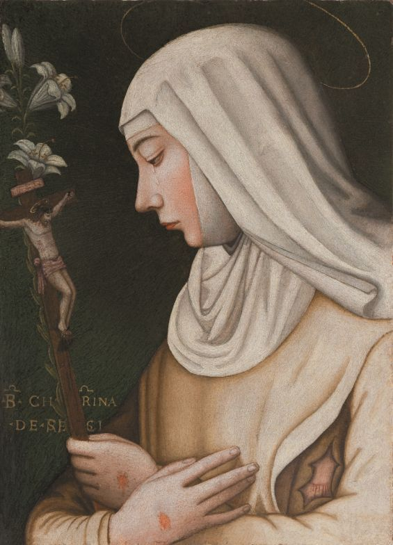 Plautilla Nelli e bottega <em>Santa Caterina da Siena/de' Ricci</em>