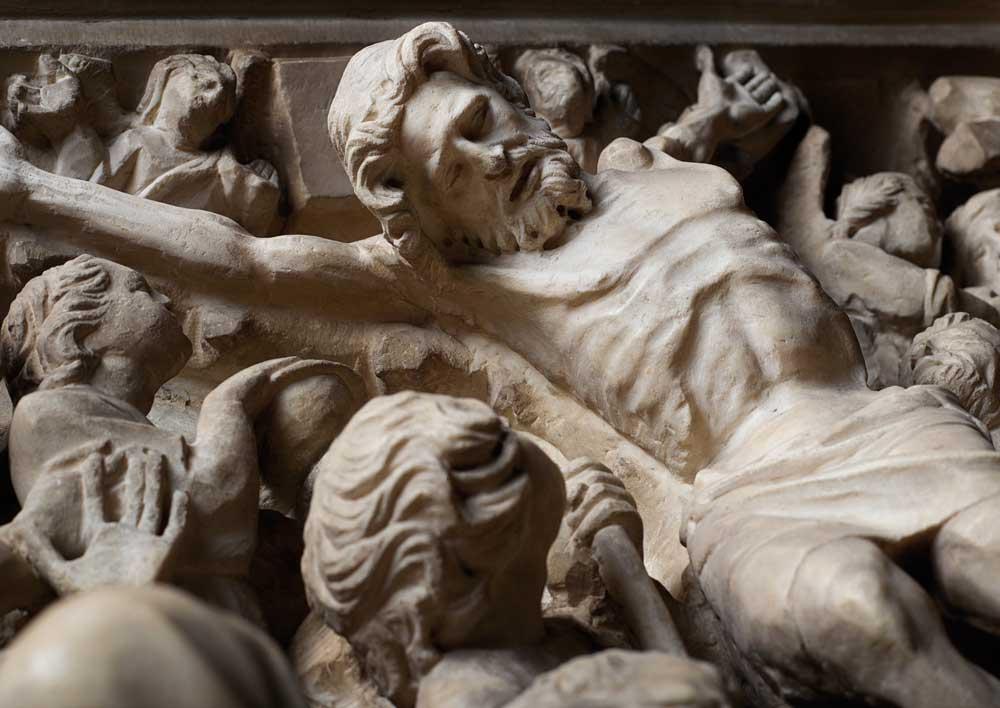 pulpito di Sant'Andrea a Pistoia