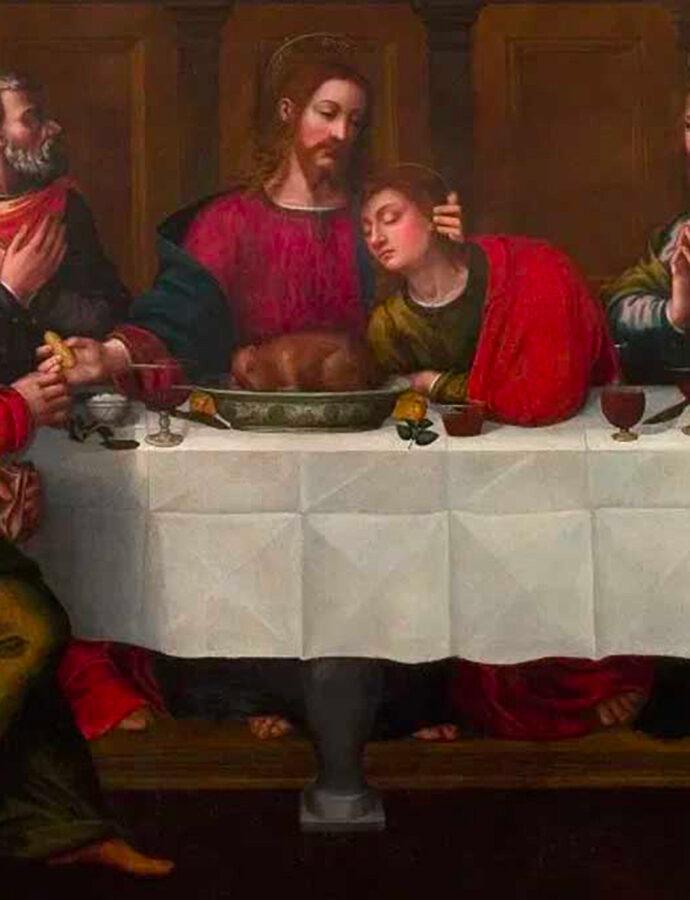 """""""L'ultima cena"""" di Plautilla Nelli restaurata è finalmente visibile"""